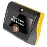 Pelican call point demand unit for Pedestrian Crossing